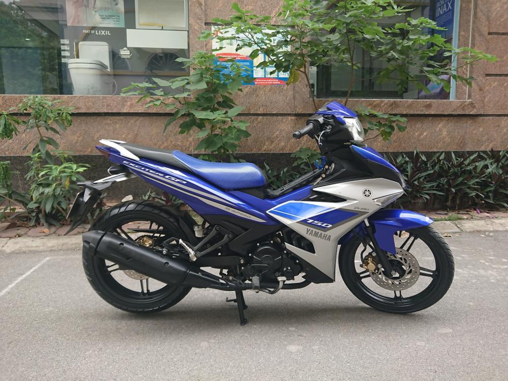 Ban Exciter 150 fi GP xanh 2016 chinh chu cuc chat HN 29Y nguyen ban - 5