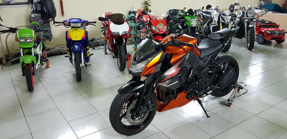 Ban Kawasaki Z1000 62012HQCNBien Saigon depNgay chu - 6