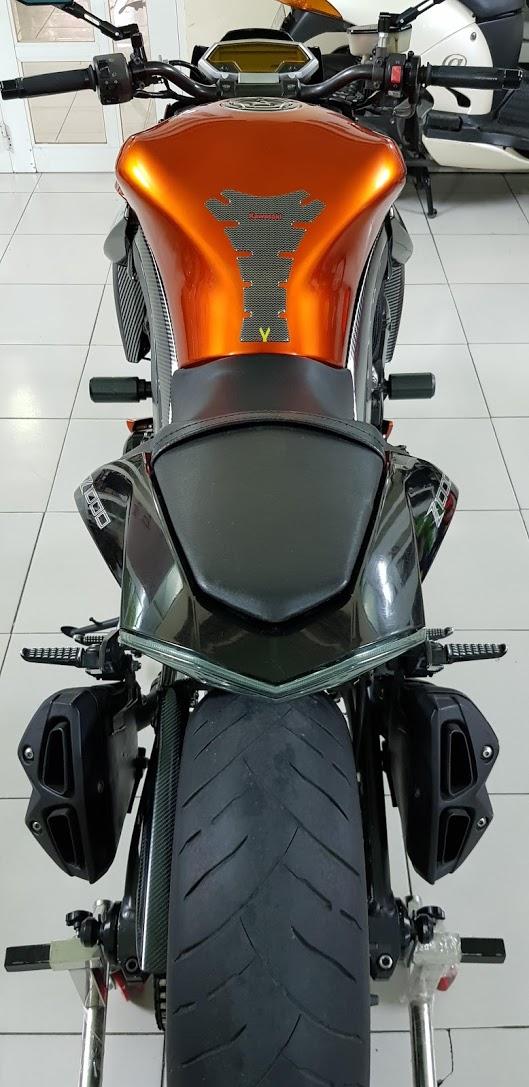 Ban Kawasaki Z1000 62012HQCNBien Saigon depNgay chu - 14