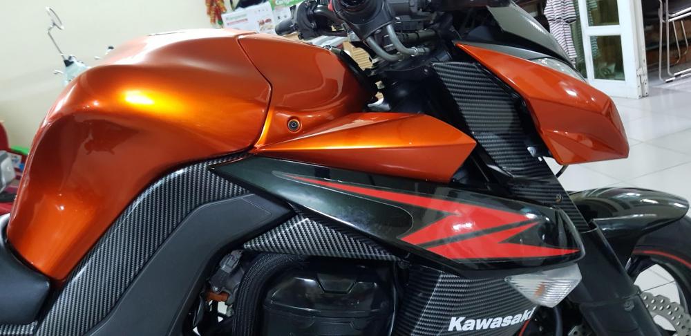Ban Kawasaki Z1000 62012HQCNBien Saigon depNgay chu - 19