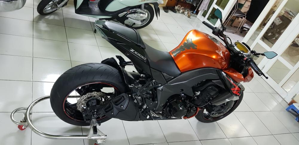 Ban Kawasaki Z1000 62012HQCNBien Saigon depNgay chu - 20