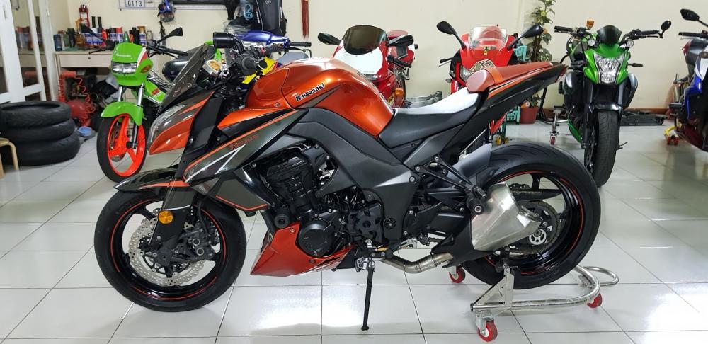 Ban Kawasaki Z1000 82012HQCNBien Saigon so dep 9 nutNgay chu - 6