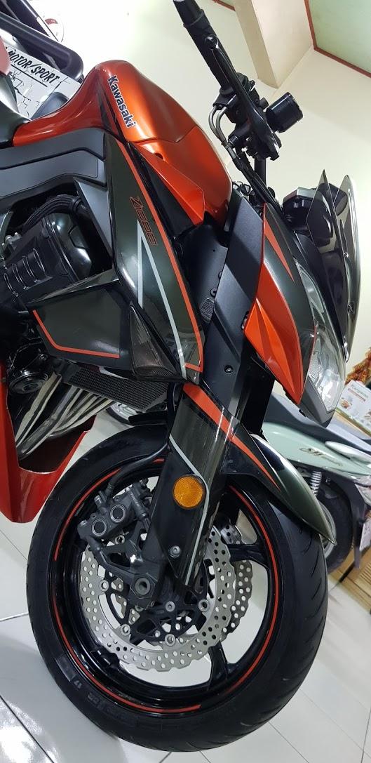 Ban Kawasaki Z1000 82012HQCNBien Saigon so dep 9 nutNgay chu - 4