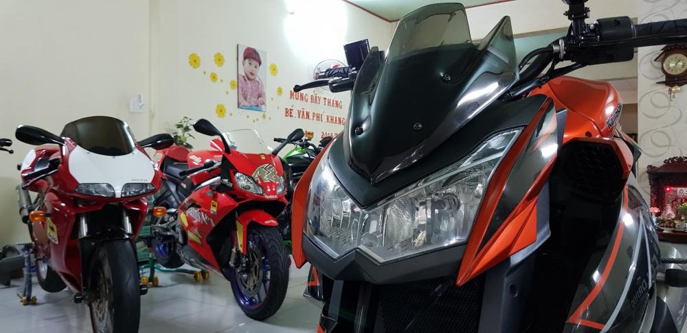 Ban Kawasaki Z1000 82012HQCNBien Saigon so dep 9 nutNgay chu - 19