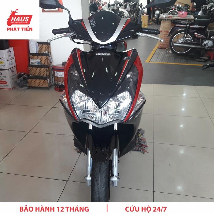 Ban xe AIRBLADE 2012 mau DO DEN may zin chinh chu ho tro tra gop bao hanh 12 thang0933982999 - 3