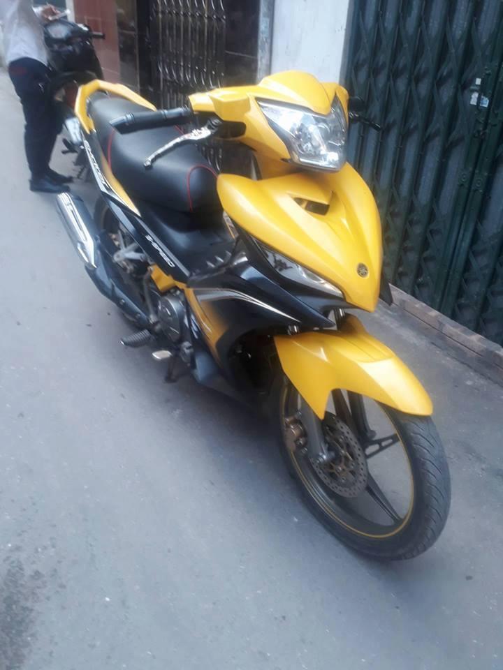 Ban xe Exciter 2012 con tay bien ha noi 5 so - 4