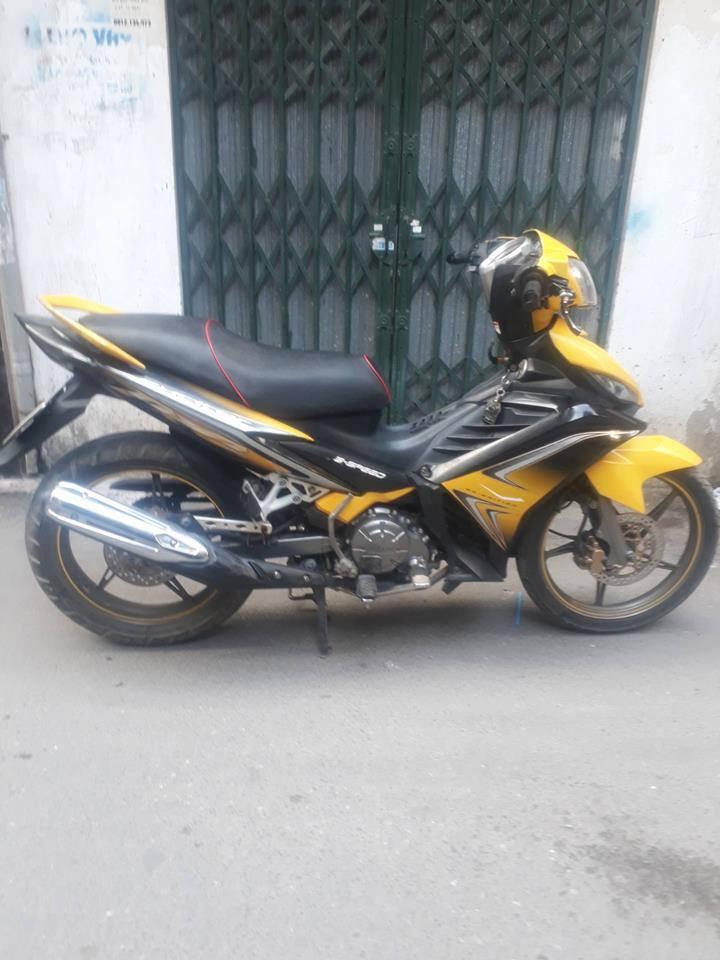 Ban xe Exciter 2012 con tay bien ha noi 5 so - 3