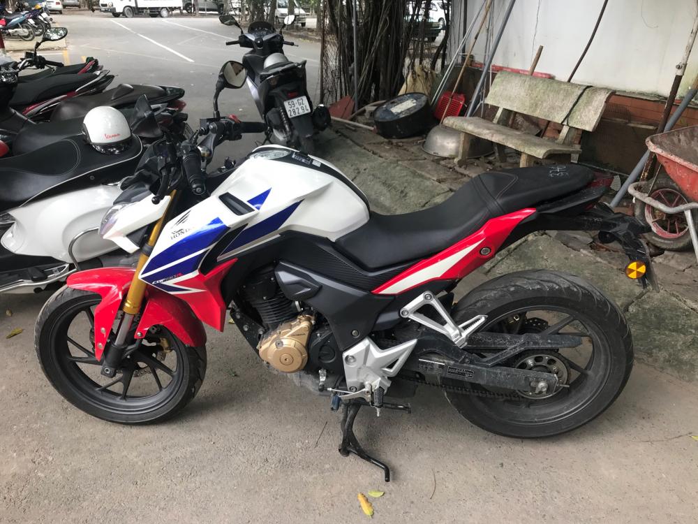 Ban xe Honda CBR190F