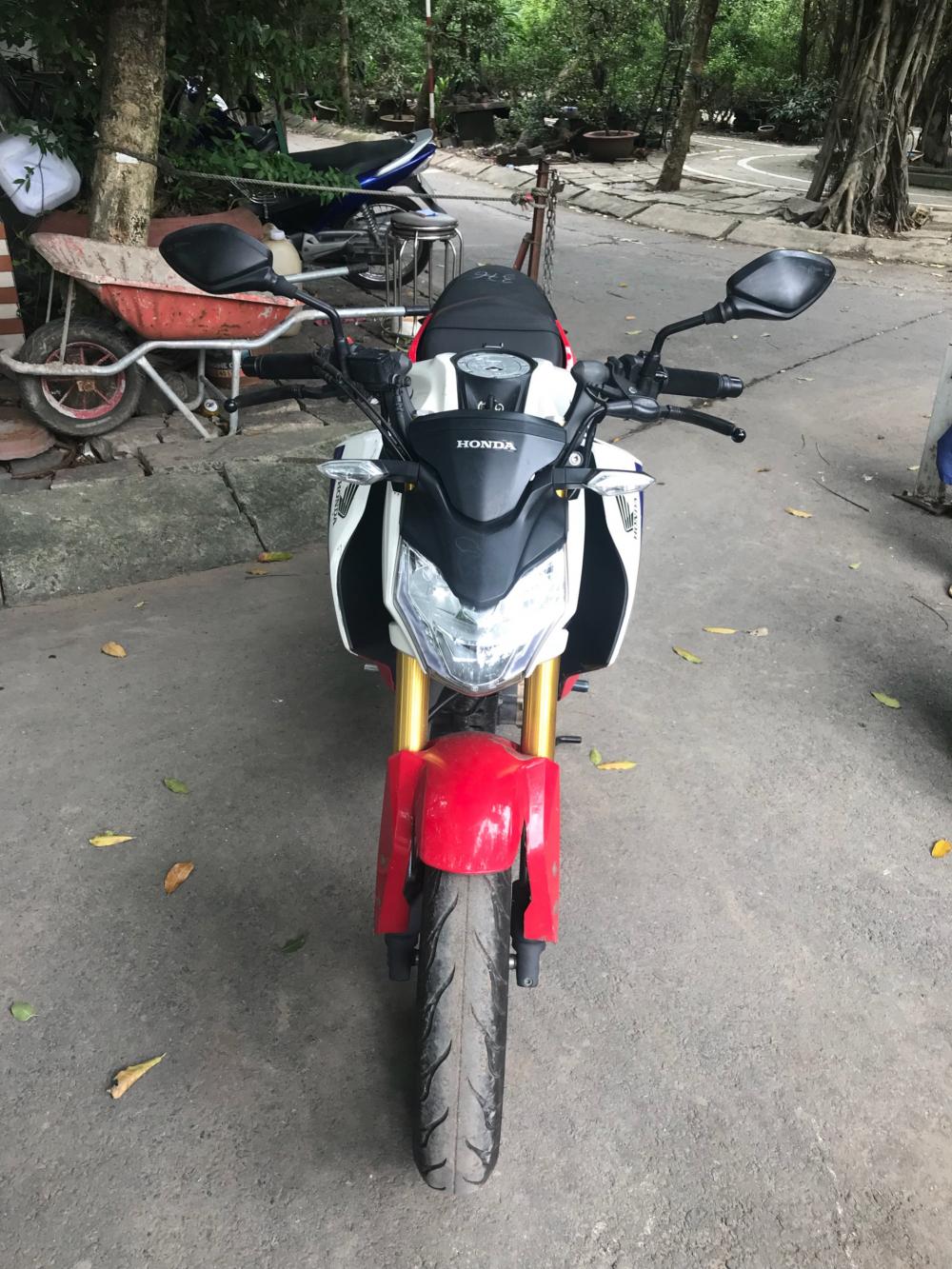 Ban xe Honda CBR190F - 3