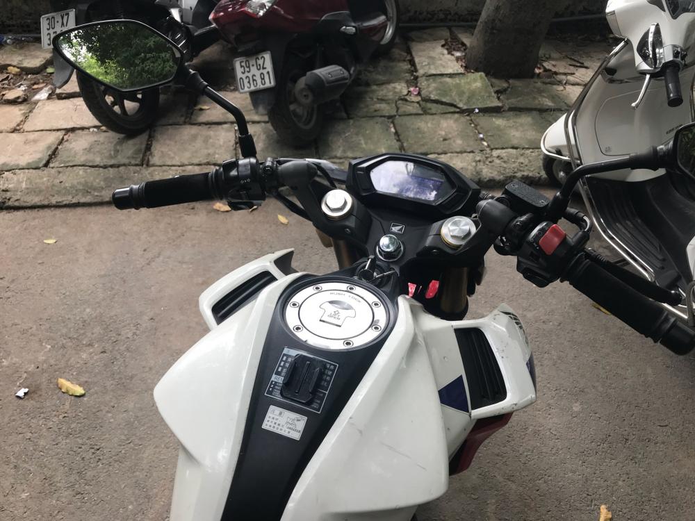 Ban xe Honda CBR190F - 4