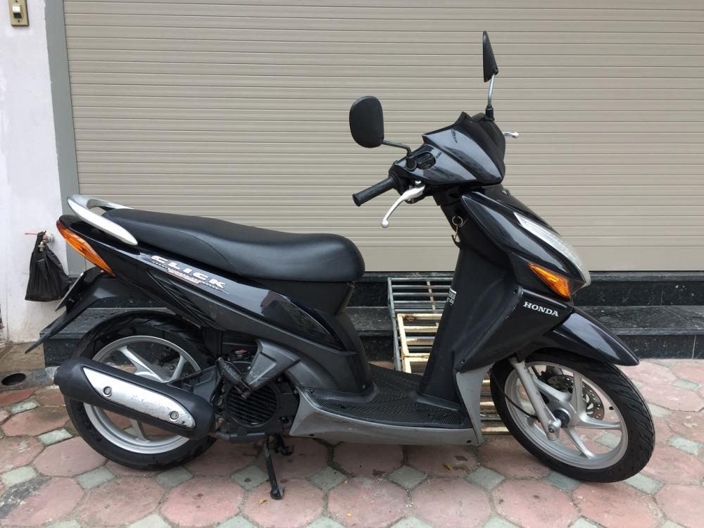 Ban xe Honda Click Bien 30F Mau den Nguyen ban chat luong - 4