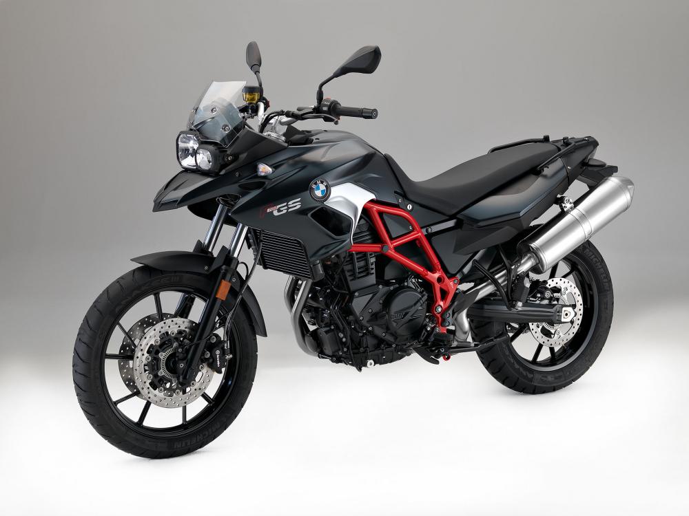 Bang gia xe BMW Motorrad moi nhat thang 62018 tai Viet Nam - 5