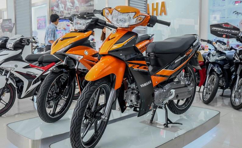 Bang gia xe may Yamaha thang 62018 tai Viet Nam - 7