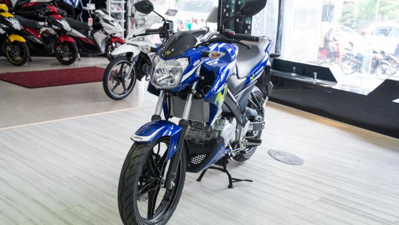 Bang gia xe may Yamaha thang 62018 tai Viet Nam - 9