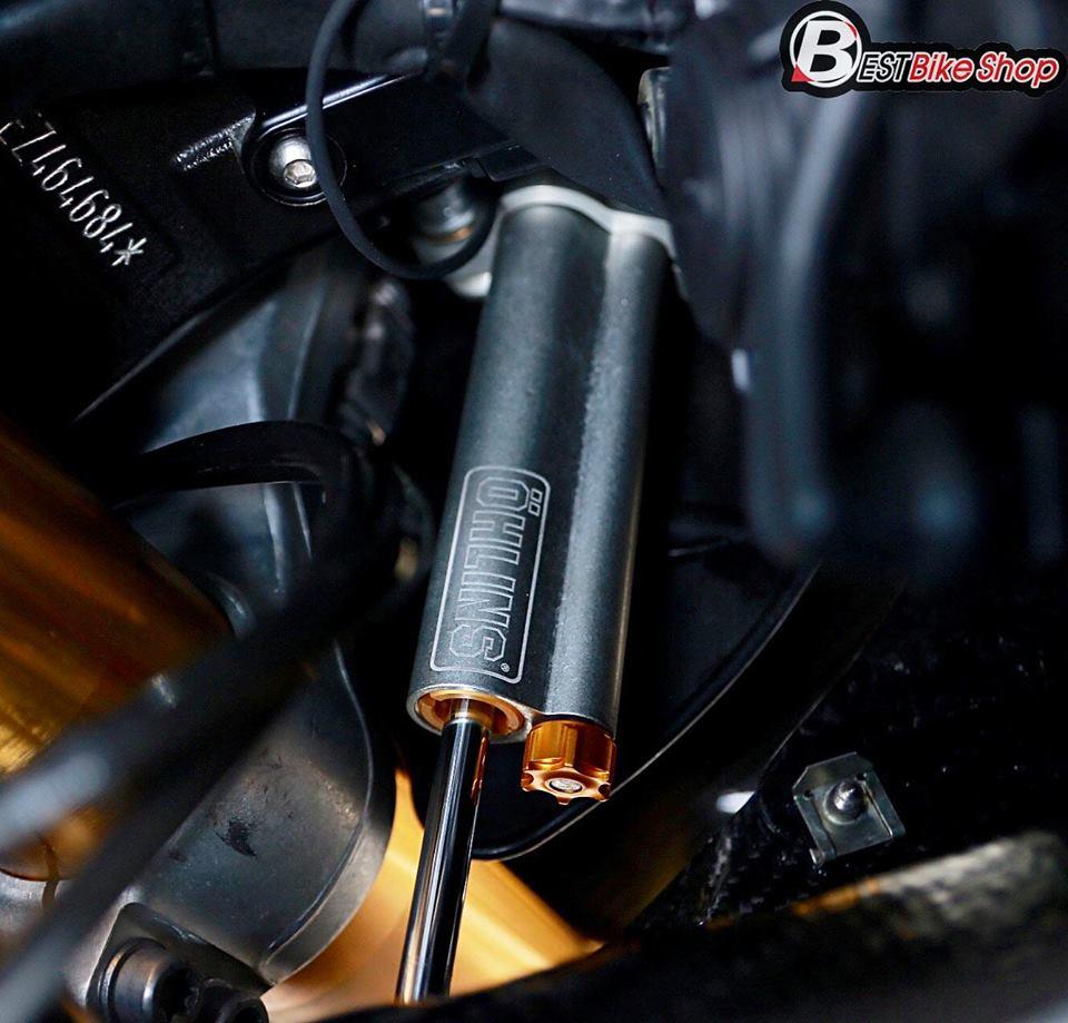 BMW HP4 ve dep tuyet sac trong trang bi full ao Carbon ilmberger - 10
