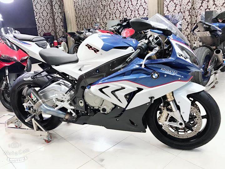 BMW S1000RR 2016 ABS PROHQCN do choi kha kha gia cuc ngot cho ACE nhanh le - 2