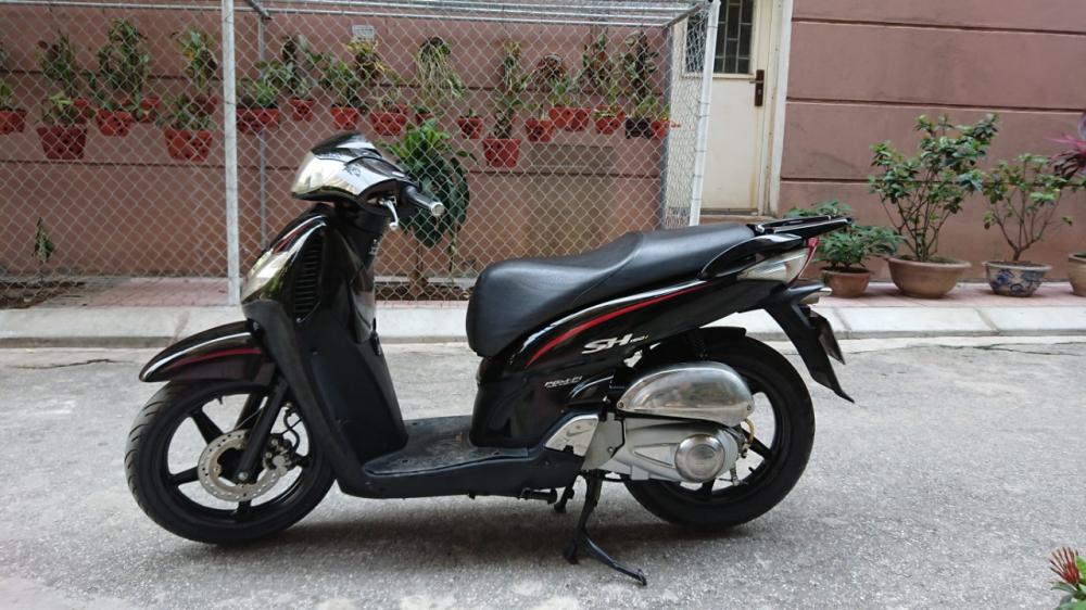 Can ban Honda Sh 150i chuan doi 2008 Sport chinh chu dang dung nguyen ban - 4