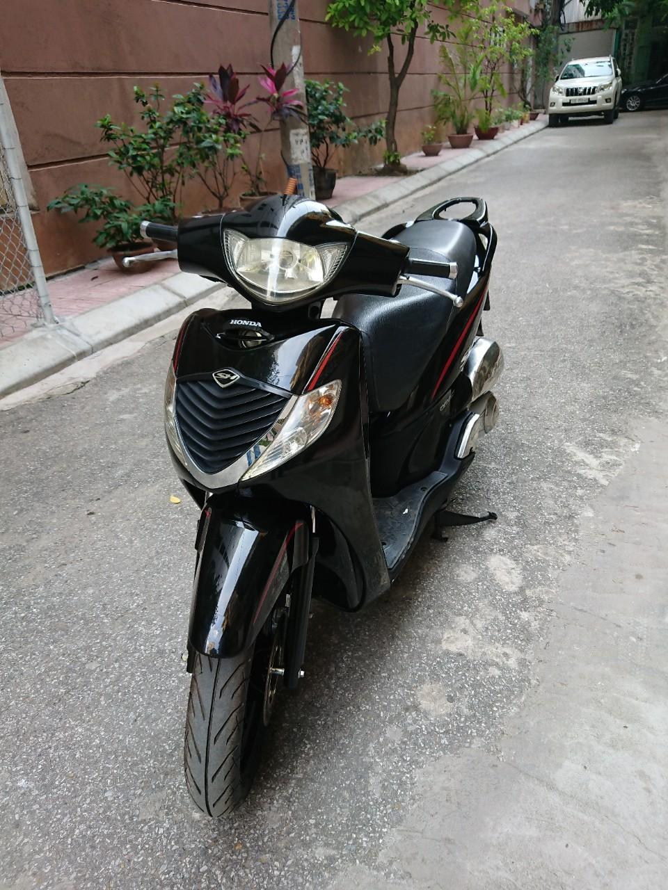 Can ban Honda Sh 150i chuan doi 2008 Sport chinh chu dang dung nguyen ban - 5