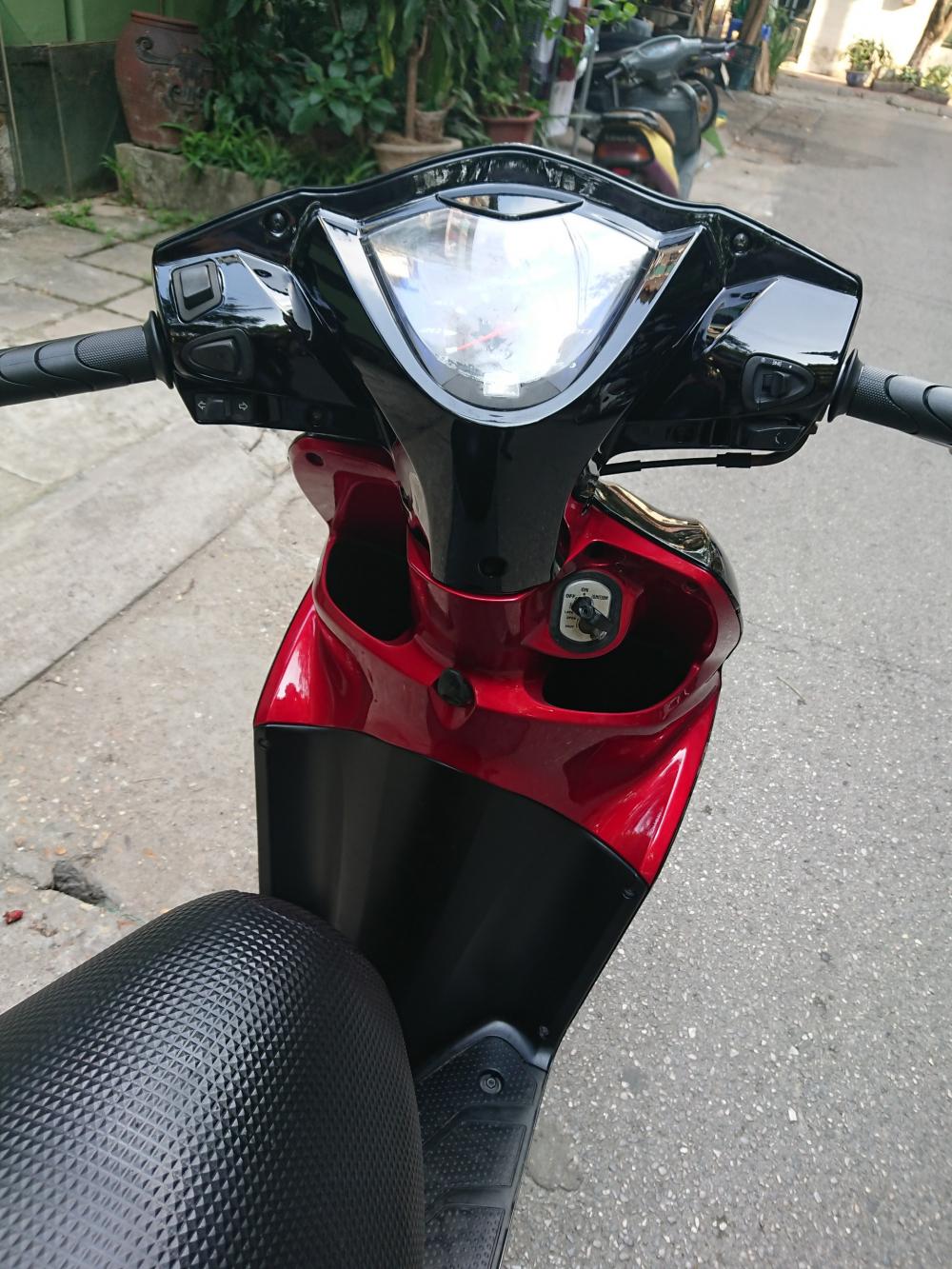 Can ban Honda Vision fi 2013 den do chinh chu su dung con rat moi 23tr - 4
