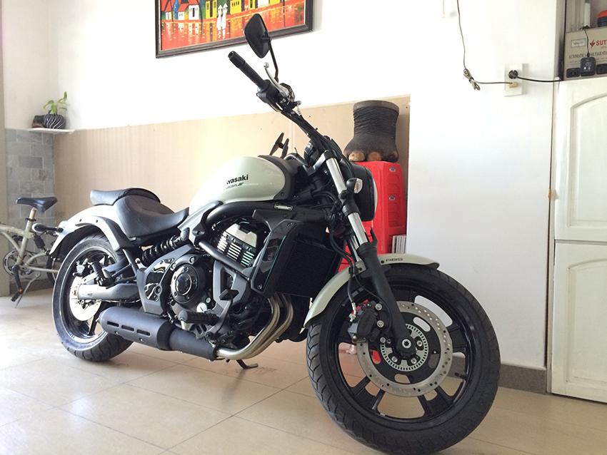 Can ban xe Kawasaki Vucan S 650cc 2016