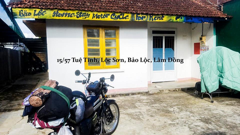 Chang trai chay Honda 67 hanh trinh TPHCM den Bao Loc day thu vi - 8