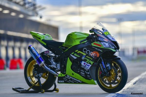 Chiem nguong ve dep cua Superbike ZX10RR tai giai dua Cecil PTT Champion BRIC Superbike 2018 - 4