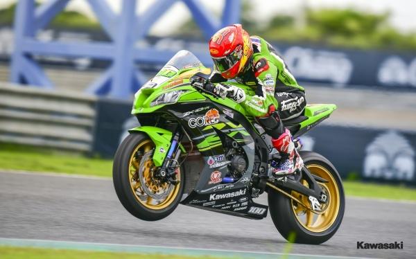 Chiem nguong ve dep cua Superbike ZX10RR tai giai dua Cecil PTT Champion BRIC Superbike 2018 - 6
