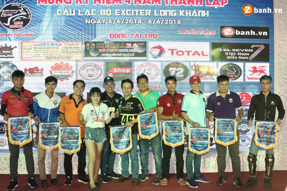 Club Exciter Long Khanh mung sinh nhat lan IV day hoanh trang - 25