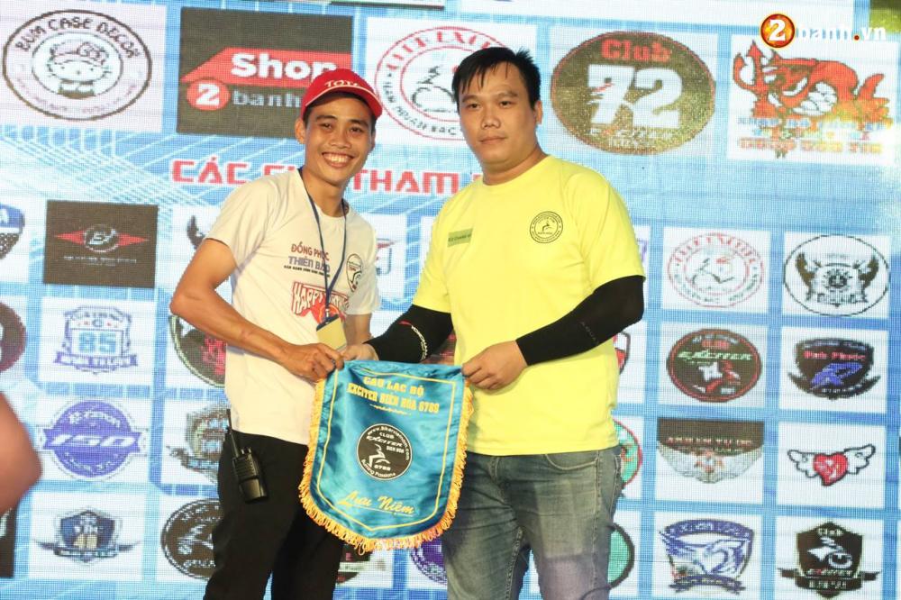 Club Exciter Long Khanh mung sinh nhat lan IV day hoanh trang - 28