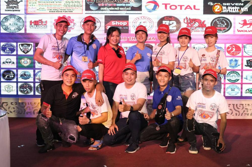 Club Exciter Long Khanh mung sinh nhat lan IV day hoanh trang - 11