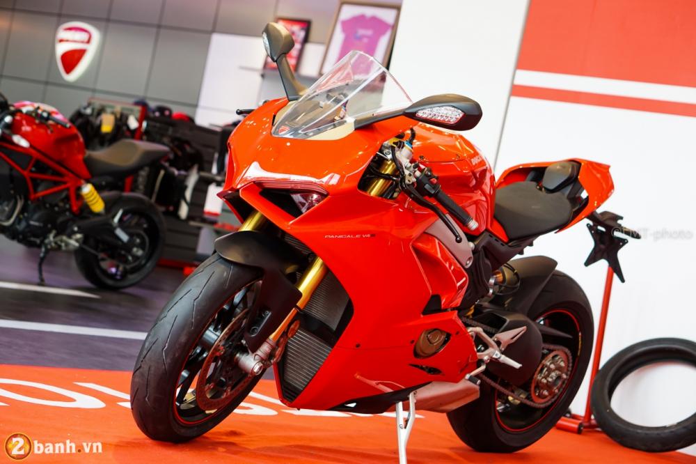Danh gia nhanh Ducati Panigale V4 S gia khoang 937 trieu Dong tai Sai Gon - 3