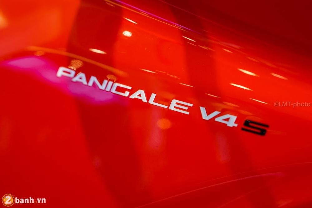 Danh gia nhanh Ducati Panigale V4 S gia khoang 937 trieu Dong tai Sai Gon - 5