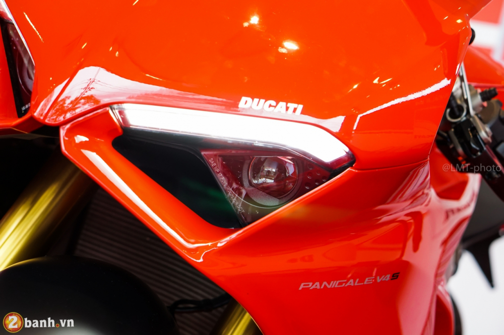 Danh gia nhanh Ducati Panigale V4 S gia khoang 937 trieu Dong tai Sai Gon - 6