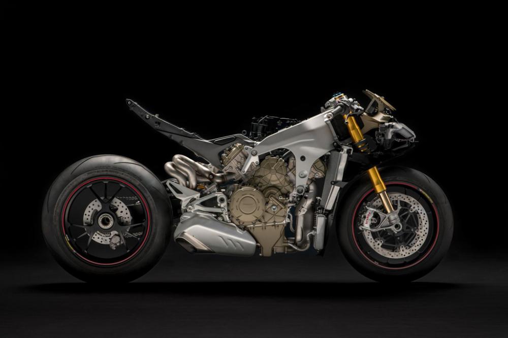 Danh gia nhanh Ducati Panigale V4 S gia khoang 937 trieu Dong tai Sai Gon - 12
