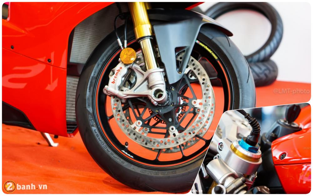 Danh gia nhanh Ducati Panigale V4 S gia khoang 937 trieu Dong tai Sai Gon - 18