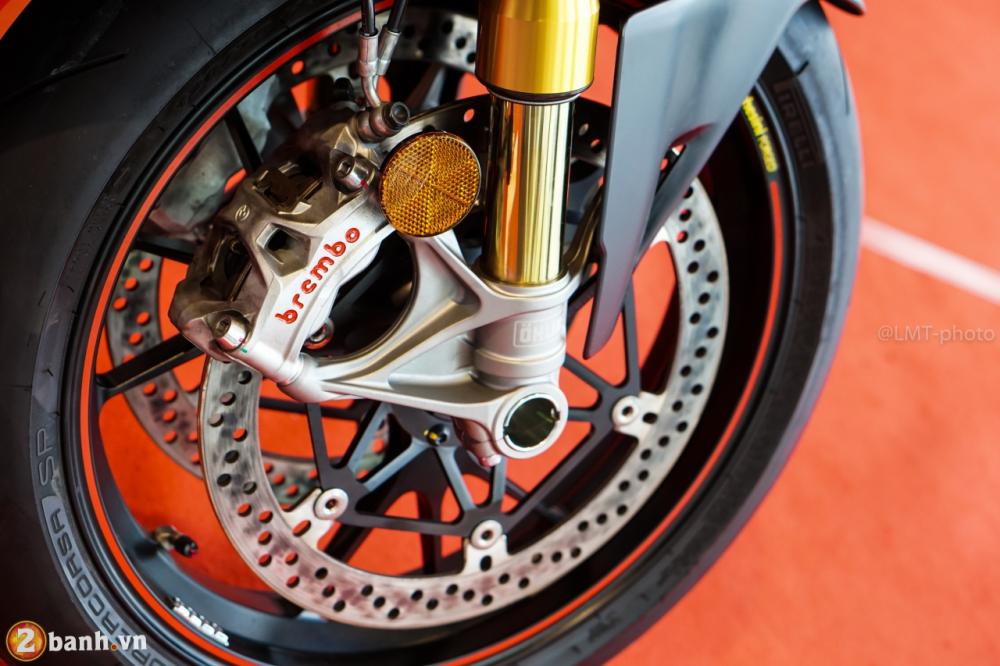 Danh gia nhanh Ducati Panigale V4 S gia khoang 937 trieu Dong tai Sai Gon - 21