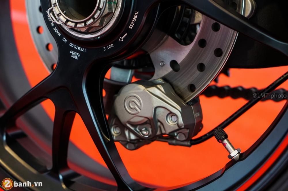 Danh gia nhanh Ducati Panigale V4 S gia khoang 937 trieu Dong tai Sai Gon - 35