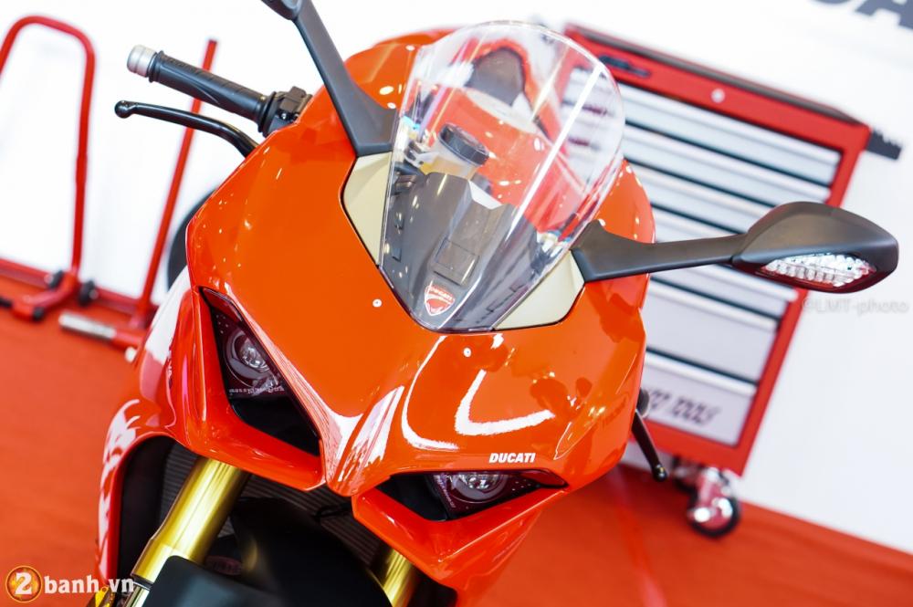 Danh gia nhanh Ducati Panigale V4 S gia khoang 937 trieu Dong tai Sai Gon - 24
