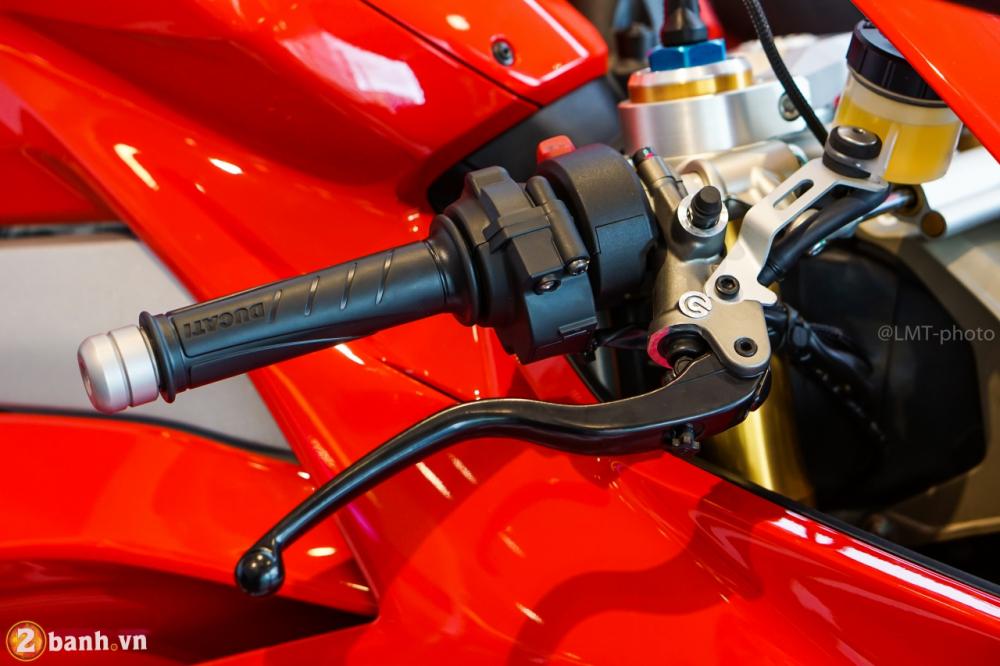 Danh gia nhanh Ducati Panigale V4 S gia khoang 937 trieu Dong tai Sai Gon - 30