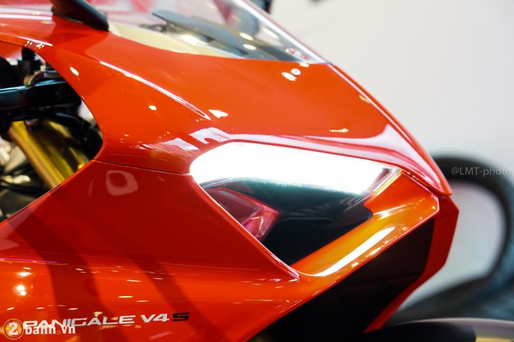 Danh gia nhanh Ducati Panigale V4 S gia khoang 937 trieu Dong tai Sai Gon - 39