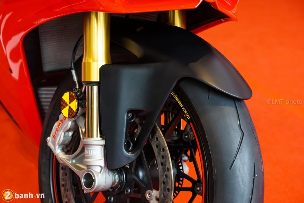 Danh gia nhanh Ducati Panigale V4 S gia khoang 937 trieu Dong tai Sai Gon - 33