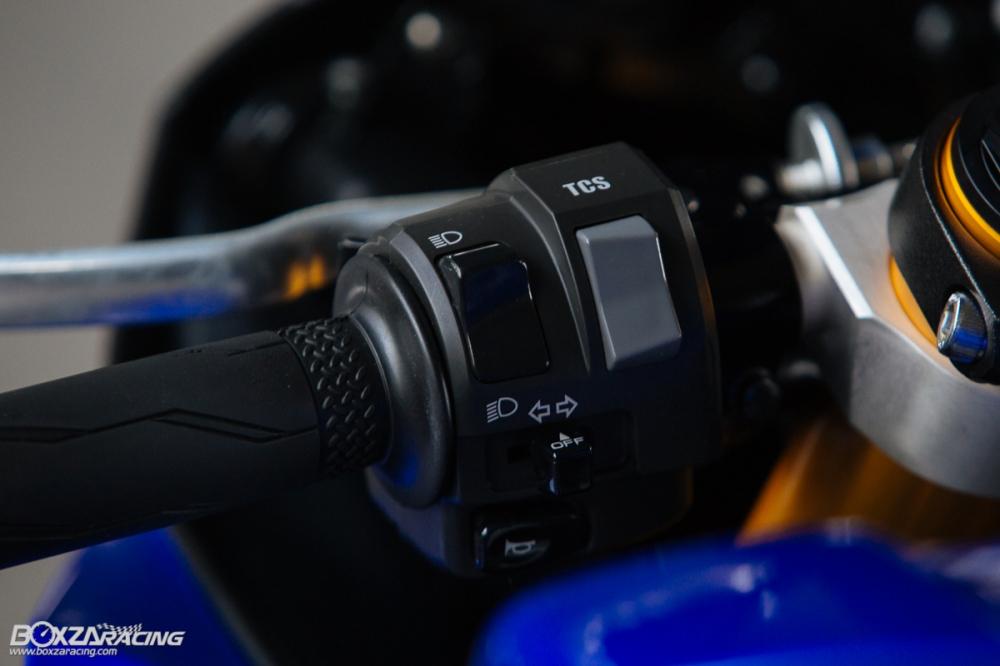 Danh gia chi tiet ve nhung diem moi tren Sportbike Yamaha R6 2018 - 5