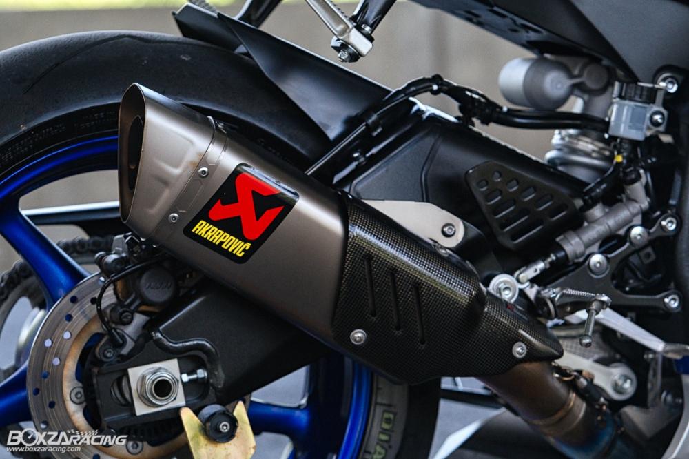 Danh gia chi tiet ve nhung diem moi tren Sportbike Yamaha R6 2018 - 13