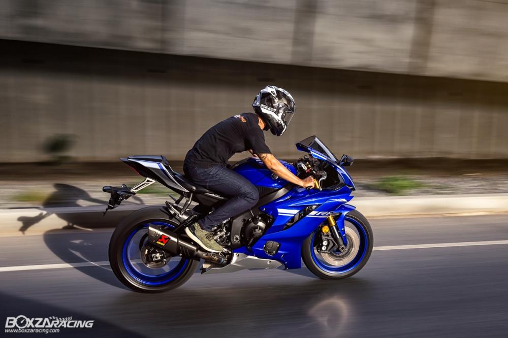Danh gia chi tiet ve nhung diem moi tren Sportbike Yamaha R6 2018 - 25