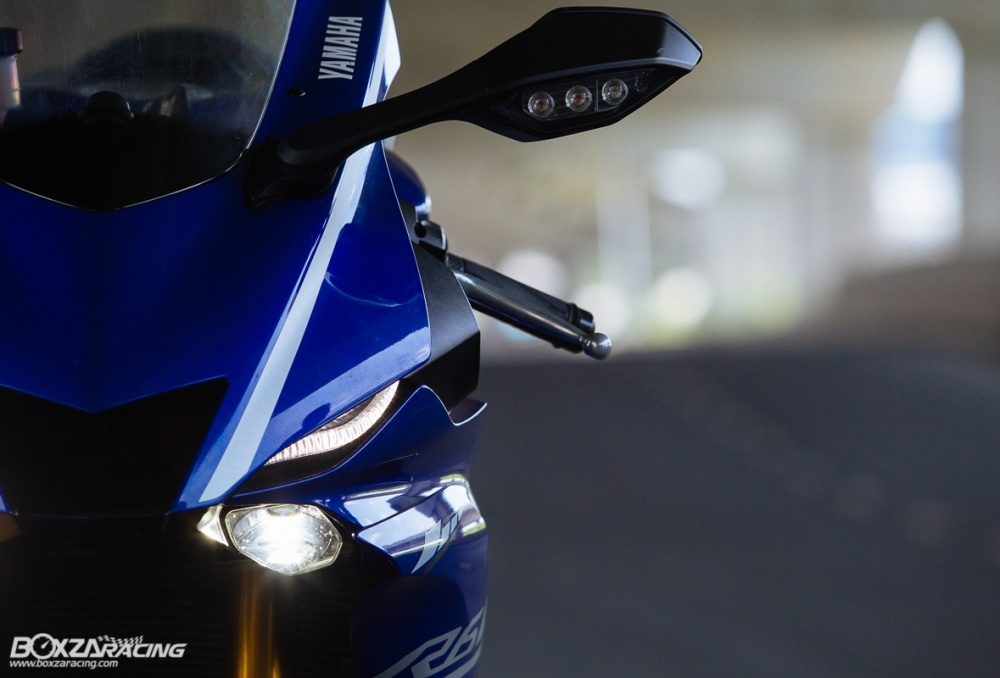 Danh gia chi tiet ve nhung diem moi tren Sportbike Yamaha R6 2018