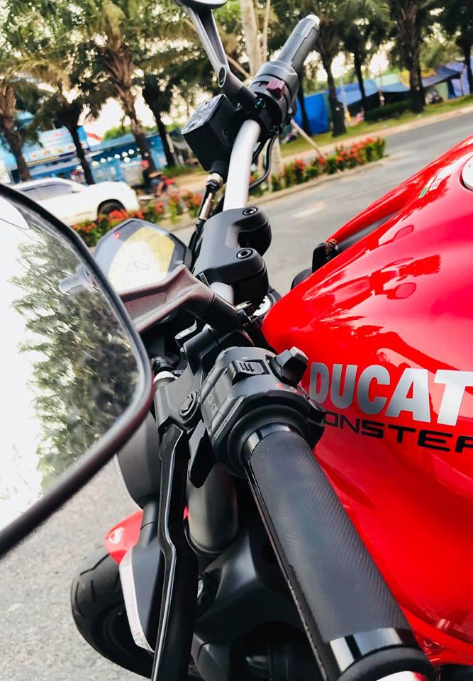 Ducati monster 821 Chinh chu 6000km - 2