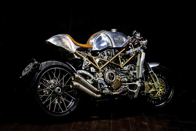 Ducati S4R Co may thiet giap den tu Metalbike Garage - 6
