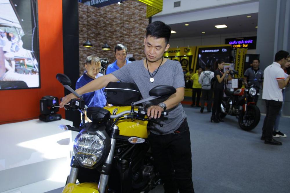 Ducati cong bo gia ban Panigale V4 Multistrada 1260 va Scrambler 1100 tai Viet Nam - 9