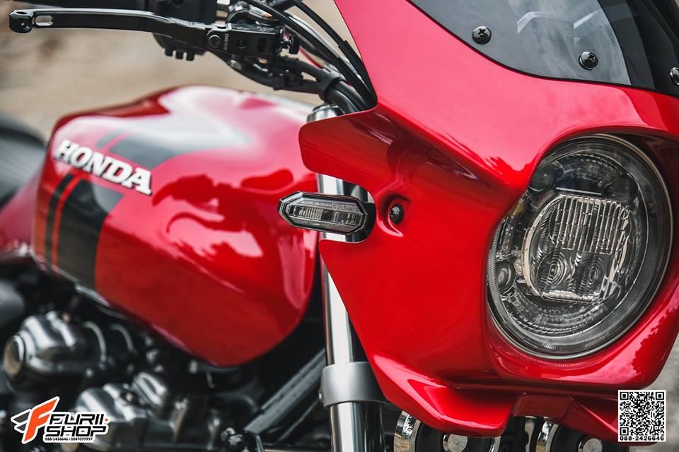 Honda CB1100 RS ban nang cap day cong nghe tu mau Sport Classic - 4