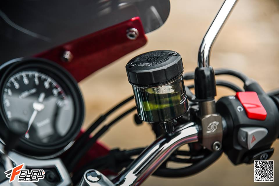 Honda CB1100 RS ban nang cap day cong nghe tu mau Sport Classic - 10
